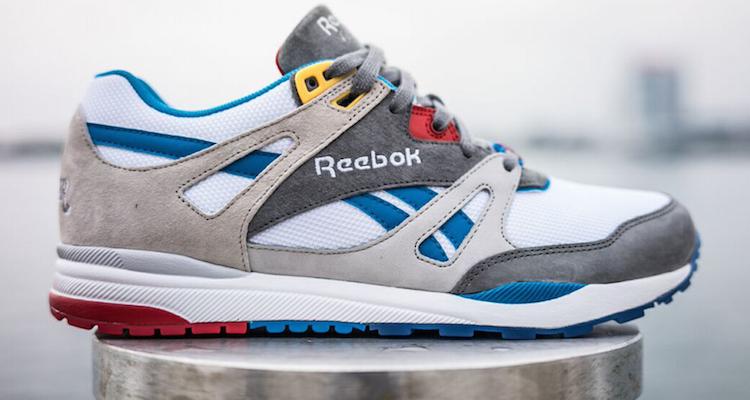 Burn Rubber x Reebok Ventalator Boblo Boat Release Date
