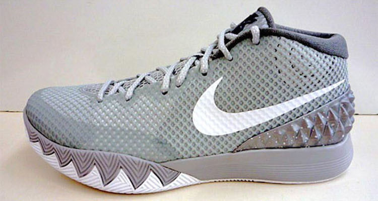 Check out Another Look at the Nike Kyrie 1 Wolf Grey