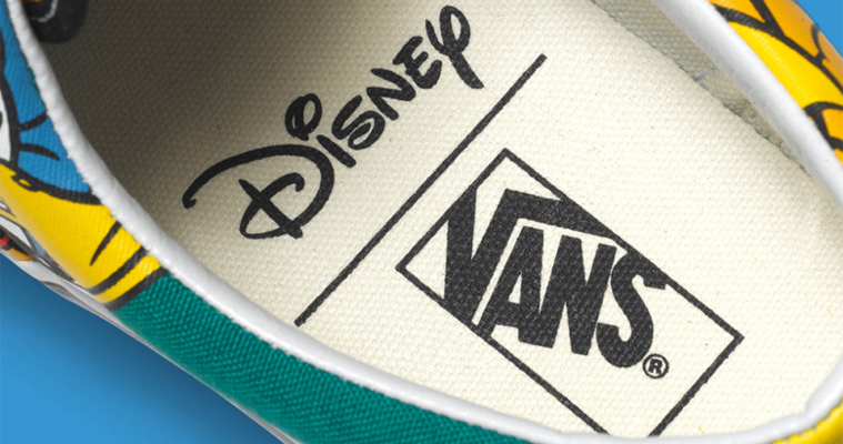 Disney & Vans Young At Heart Summer 2015 Collection