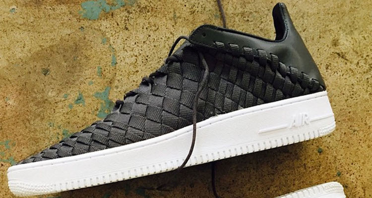 John Geiger adds Air Force One Flavor to the Nike Inneva Woven