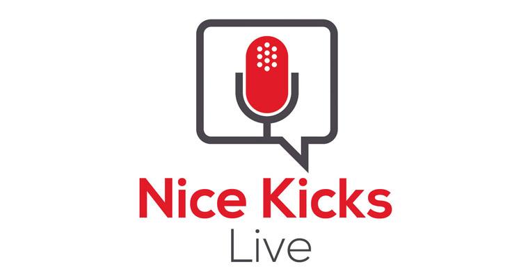 Nice Kicks Live