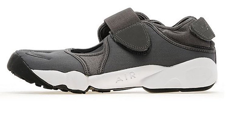 nike air rift grey jd sports exclusive nice kicks. Black Bedroom Furniture Sets. Home Design Ideas
