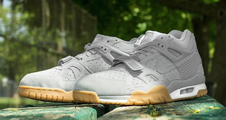 Nike Air Trainer III Wolf Grey/Gum Available Now