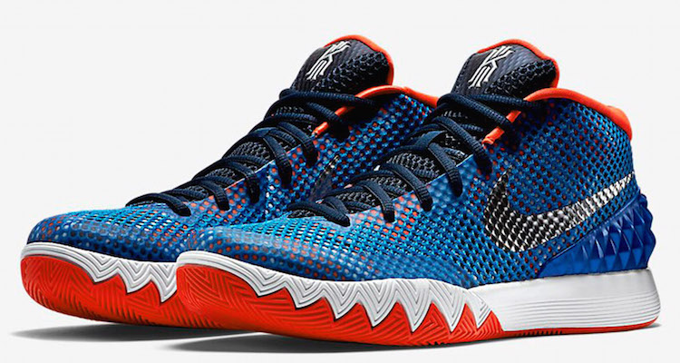Nike Kyrie 1 USA Official Images & Release Date