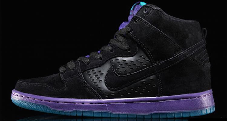 Nike SB Dunk High PRM Black Grape Available Now