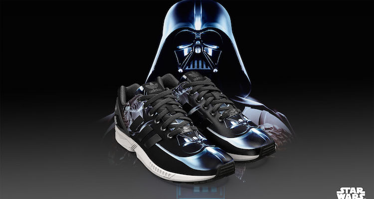 The Star Wars Graphic Library Is Available Now Through the #MIZXFLUX App