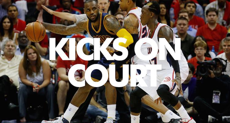 Kicks On Court Weekly