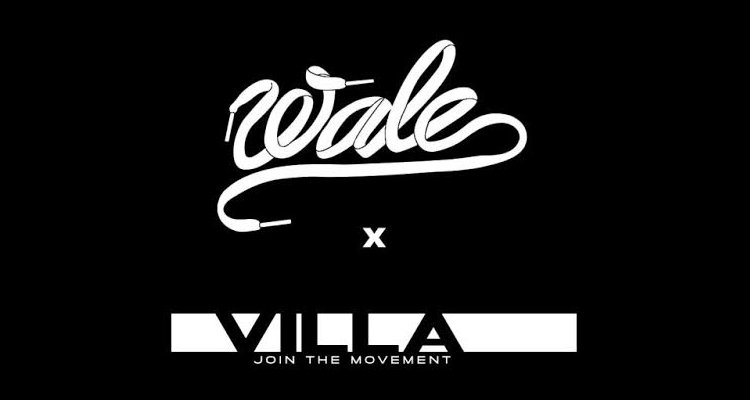 What to Expect from the Wale x VILLA Partnership