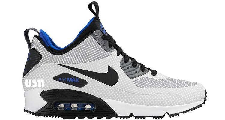 Nike Air Max 90 SneakerBoot Fall/Winter