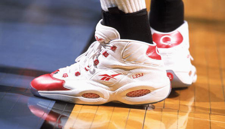 all of allen iverson shoes