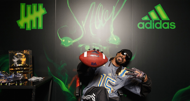 adidas Football x Snoop Dogg x UNDFTD Event Recap