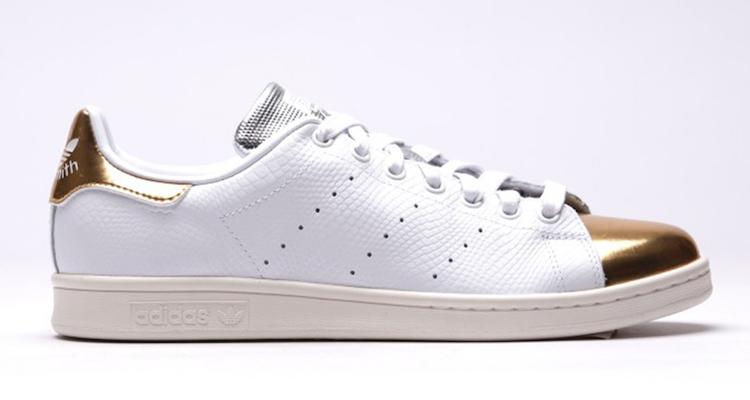 Adidas Stan Smith Metal Toe