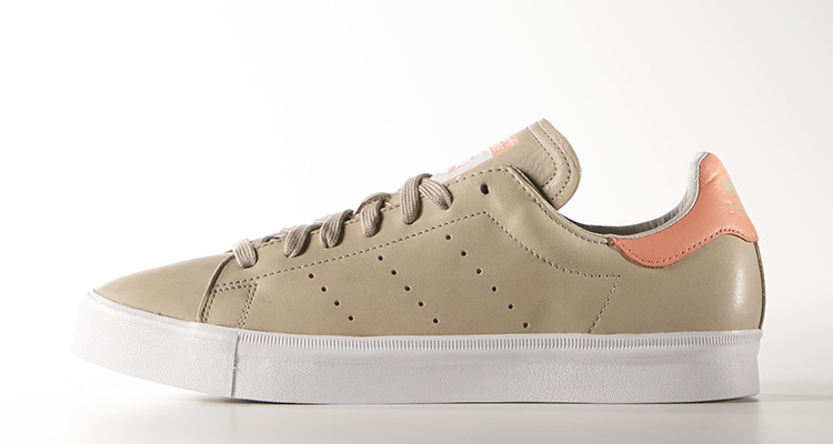 adidas stan smith dust peach