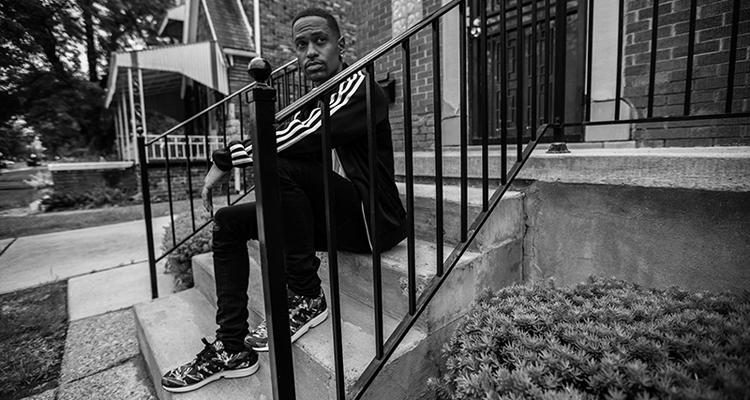 Big Sean & adidas Originals Promote Creativity Through Recording Studio & mi ZX Flux App