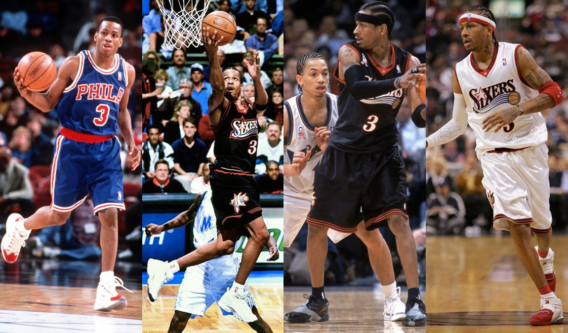 By the Numbers Allen Iverson