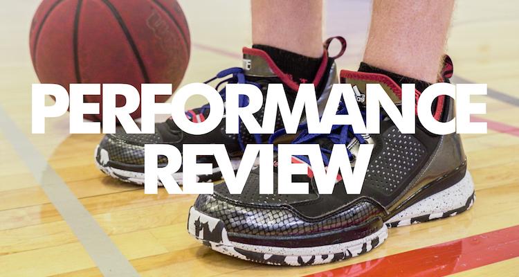 adidas D Lillard 1 Performance Review