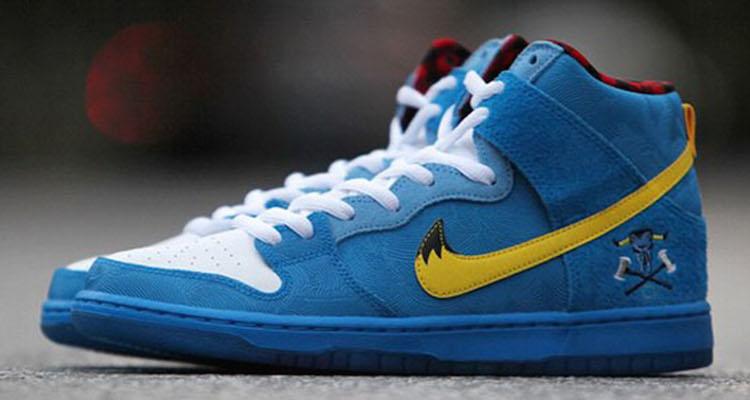 Familia x Nike SB Dunk High BlueOx Release Date