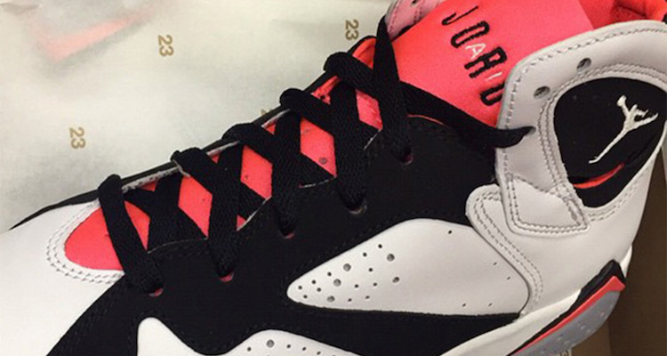 Air Jordan 7 Kicks Belle Nouvelle Version