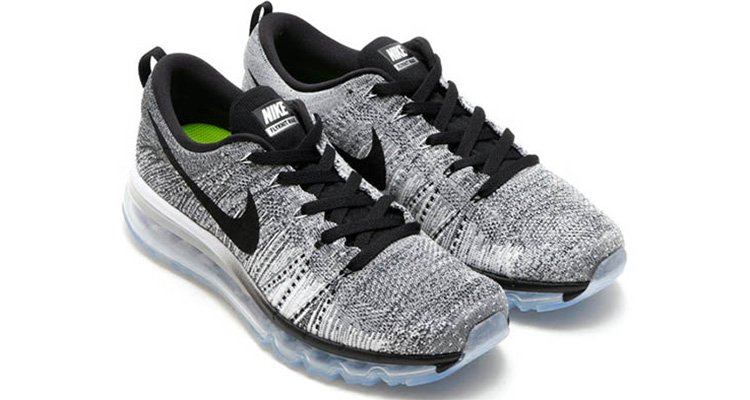 nike air max flyknit 2015 grey