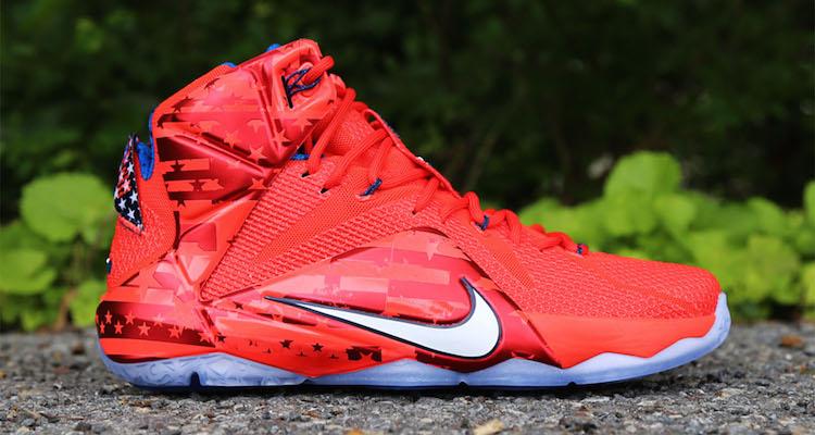 "Nike LeBron 12 ""USA"""