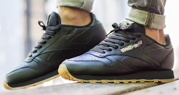 cf40053ca1b Cheap reebok classic leather black brown Buy Online  OFF45% Discounted