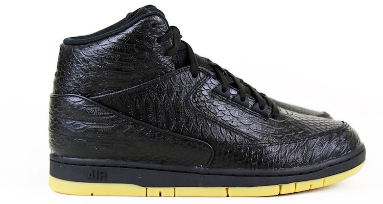 The Nike Air Python PRM Black/Gum Is Available Now