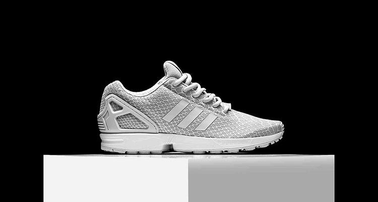 Adidas Zx Flux Techfit Grey