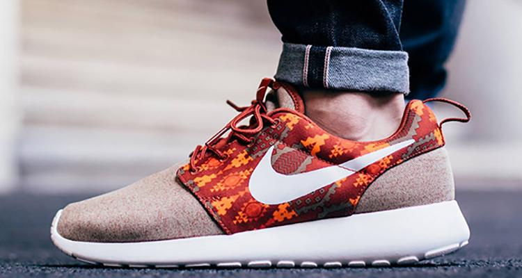 Nike Roshe Run Print \