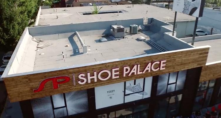 adidas Yeezy Boost 350 Shoe Palace Melrose Launch Recap