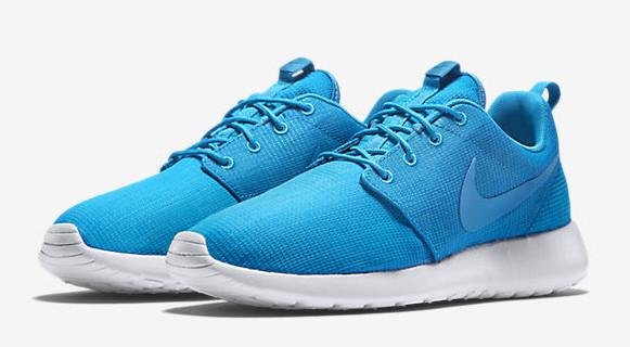 "Nike Roshe Run ""Blue Lagoon"""