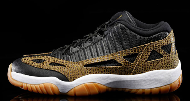 Air Jordan    IE Low  quot Snakeskin quot  Release Date   Nice Kicks Nice Kicks