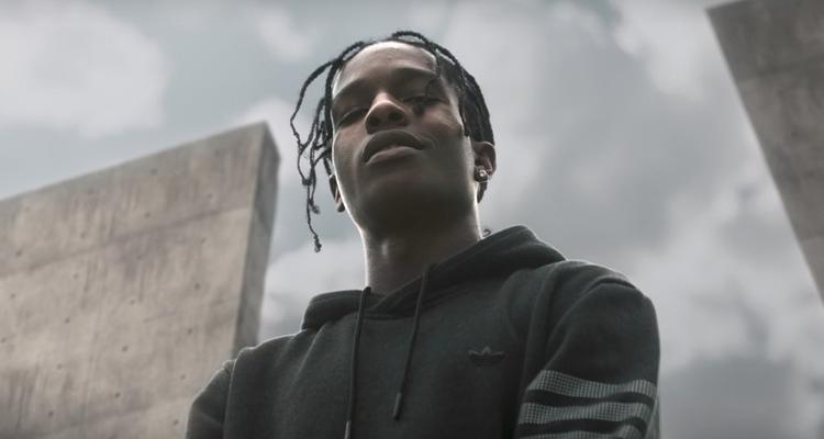 A$AP Rocky Endorses New adidas Tubulars in Foot Locker Europe Spot