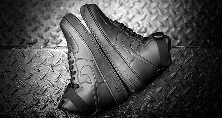 black air force 1 high