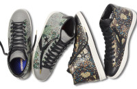 Converse Pro Leather Painted Camo