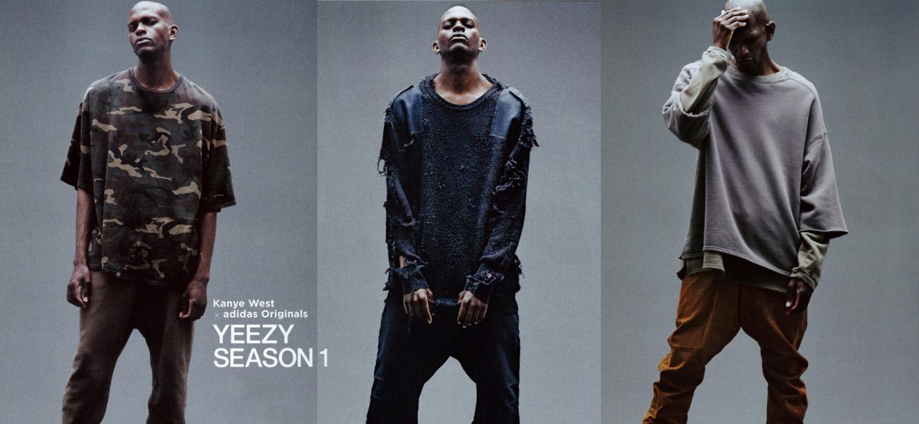 adidas yeezy season
