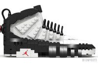 LEGO Construction Takes to the Air Jordan 9