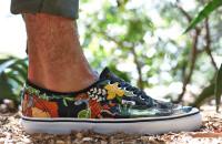 Disney x Vans Authentic Jungle Book On Foot Look