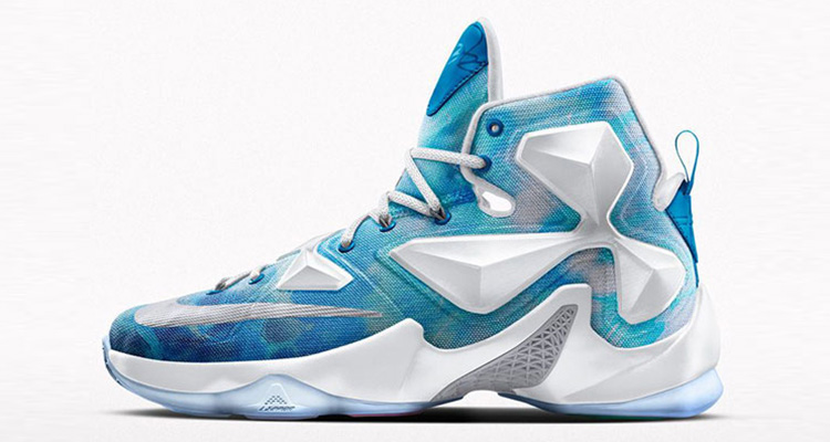 The Nike LeBron 13 Hits NIKEiD This Wednesday | Nice Kicks