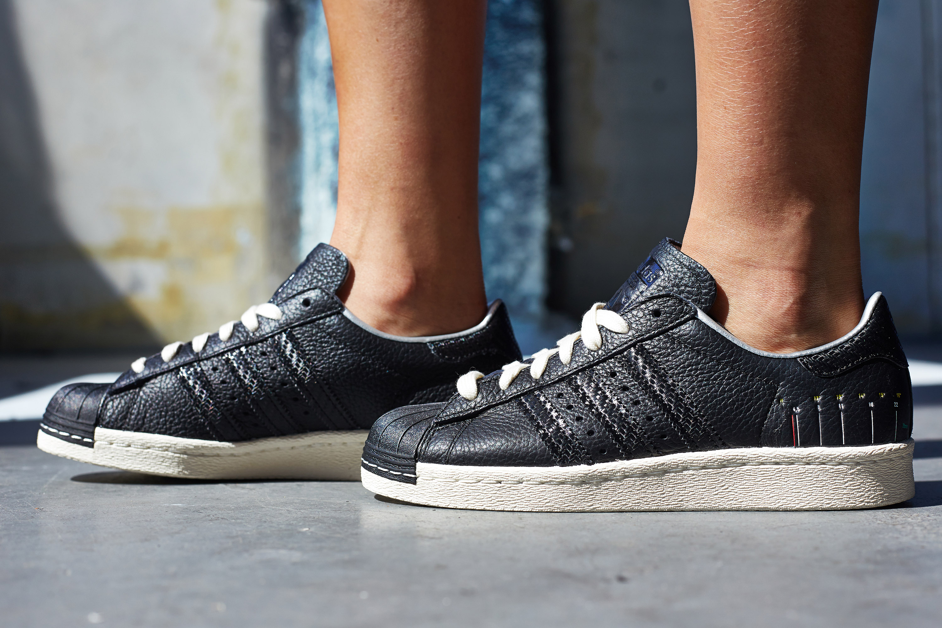 Cheap Adidas Superstar Boost Bape X Neighborhood - BEVI