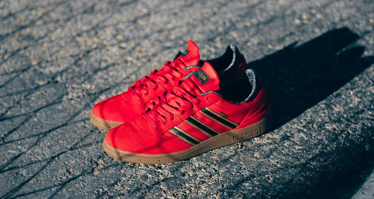 adidas busenitz pro red
