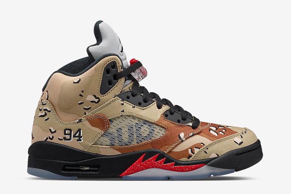How the First Supreme x Air Jordan