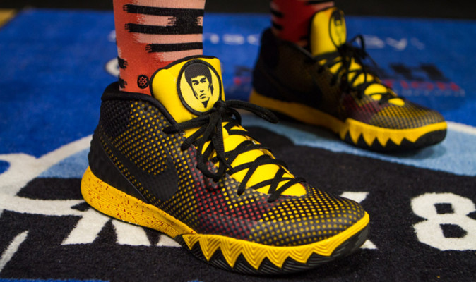 """The Best Sneakers Worn at the Kick & Roll Open Gym """"High Fiber"""" Session in Dallas"""