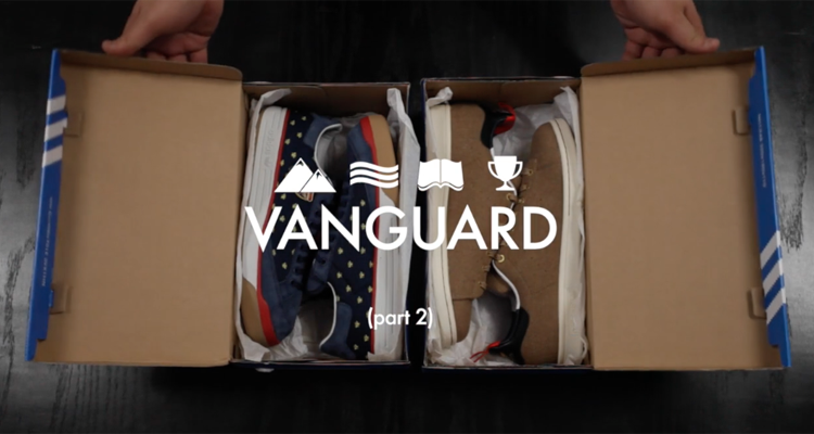 Extra Butter x adidas Vanguard Collection Part II Teaser