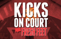 Kicks On Court