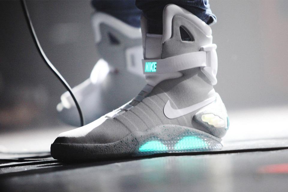 Venta de liquidación 2019 último diseño acogedor fresco Nike MAG with Power Laces are in NYC | Nice Kicks