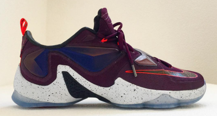 Dank Customs Gets a Jump on the Nike LeBron 13 Low | Nice Kicks
