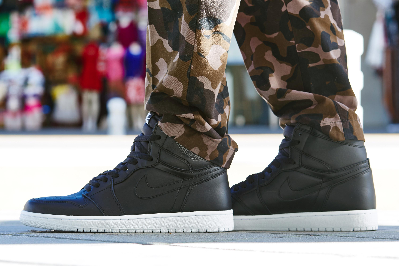 On-Foot Look // Air Jordan 1 \