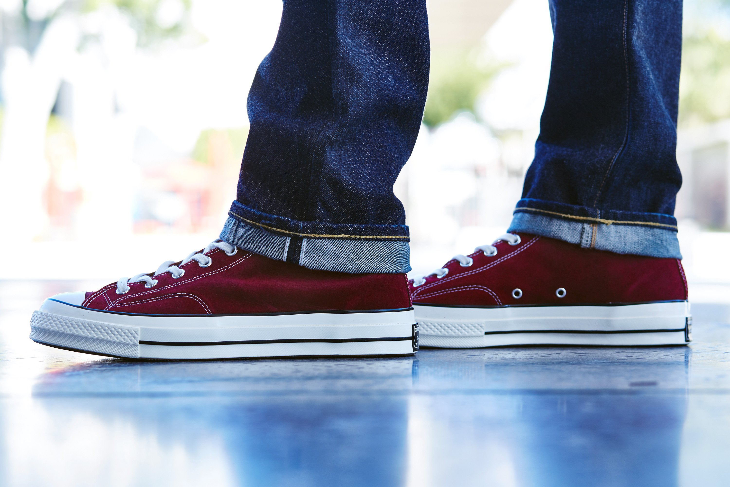 Converse Chuck Taylor 2 Low On Feet