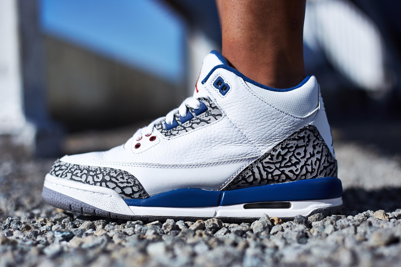 Foot Look #TBT Edition // Air Jordan 3