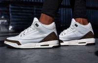 Air Jordan 3 Mocha On-Foot Look